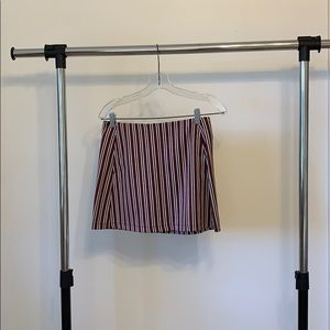 Urban outfitters| wine skirt| XS fits like S | NWT